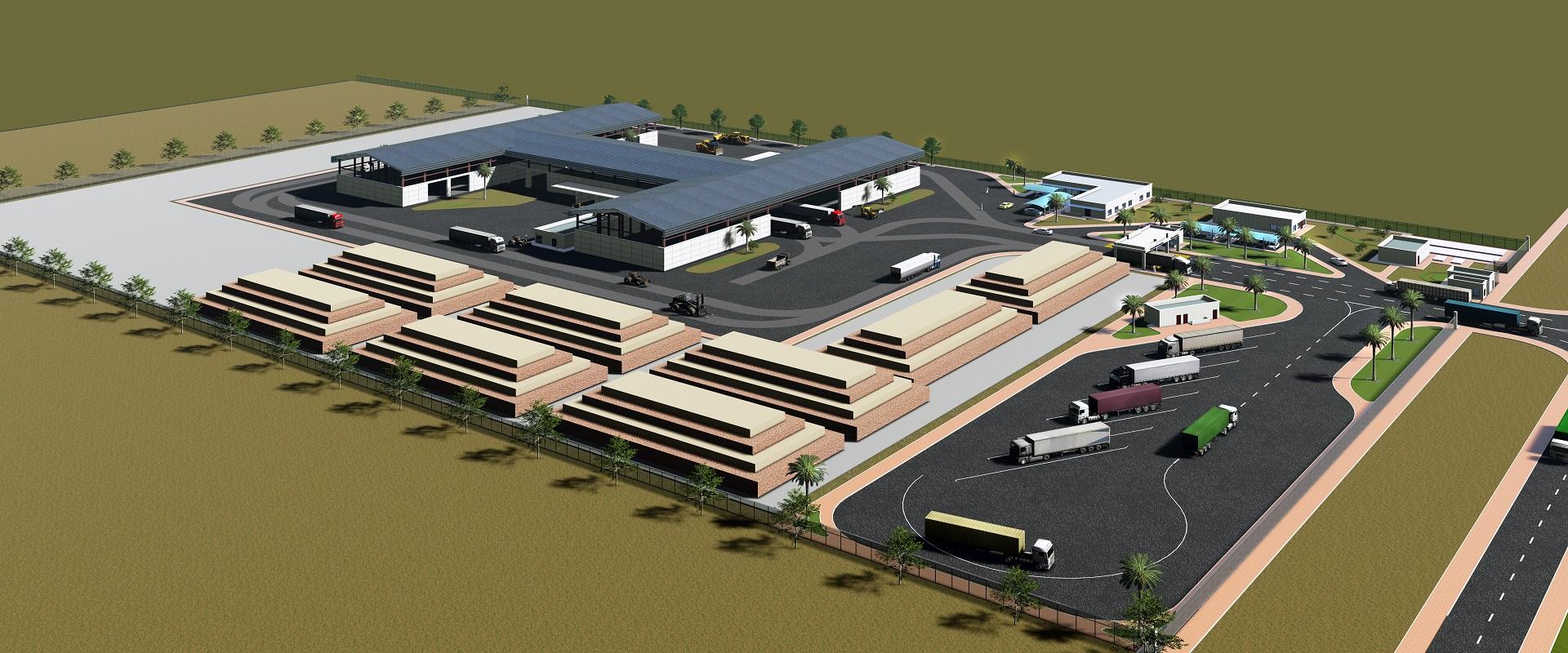 Emirates RDF - Refuse Derived Fuel Waste Management Facility UAE